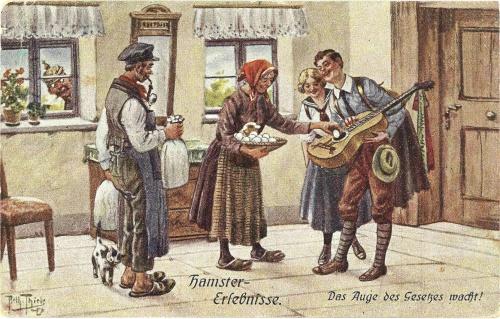Иллюстратор Arthur Thiele (1860-1936). Часть 2 (100 работ)