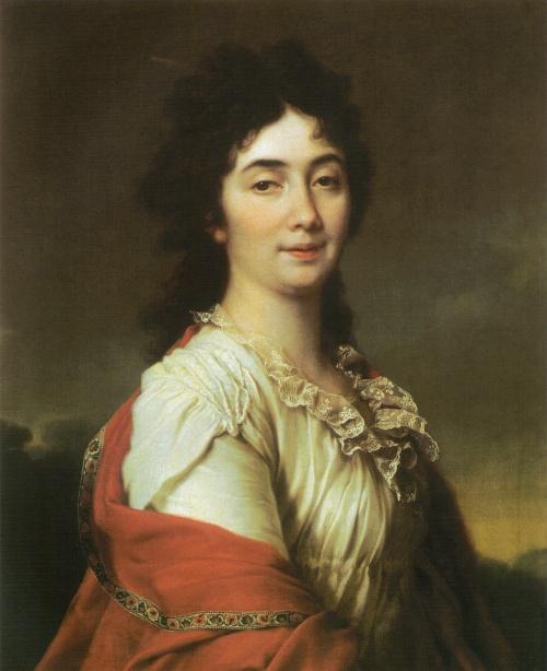Мастера портрета. Дмитрий Григорьевич Левицкий (1735-1822) (28 работ)