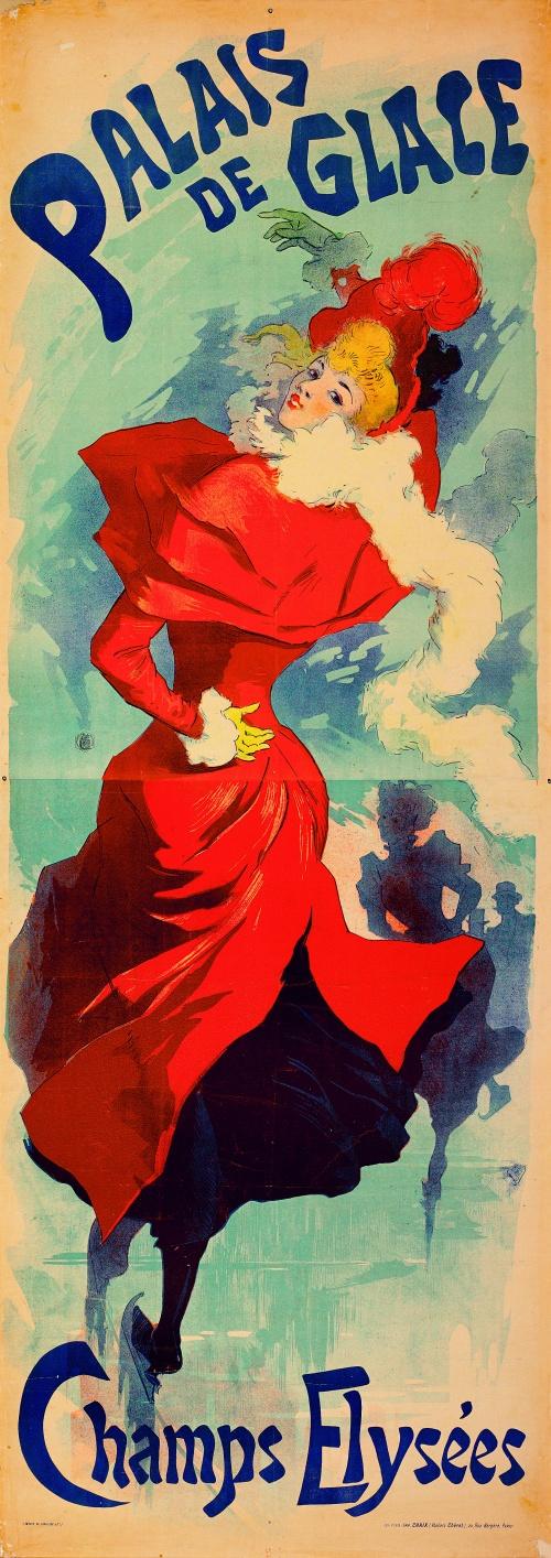 Винтажные постеры. Разная тематика (80 работ)