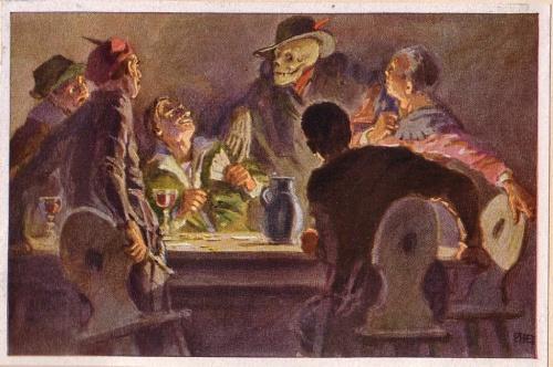 Иллюстратор Paul Hey (1867-1952) (101 работ)