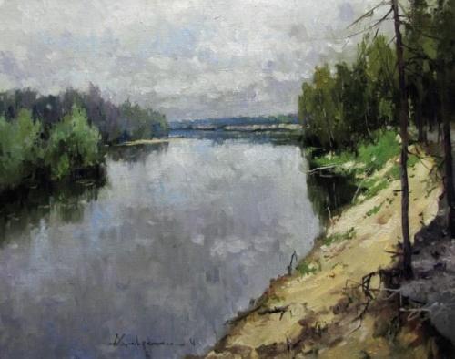 Коллекция работ художника Алексея Савченко (305 работ)