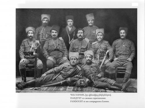 Добровольческое движение за освобождение Армении (1915-1920) (59 фото)