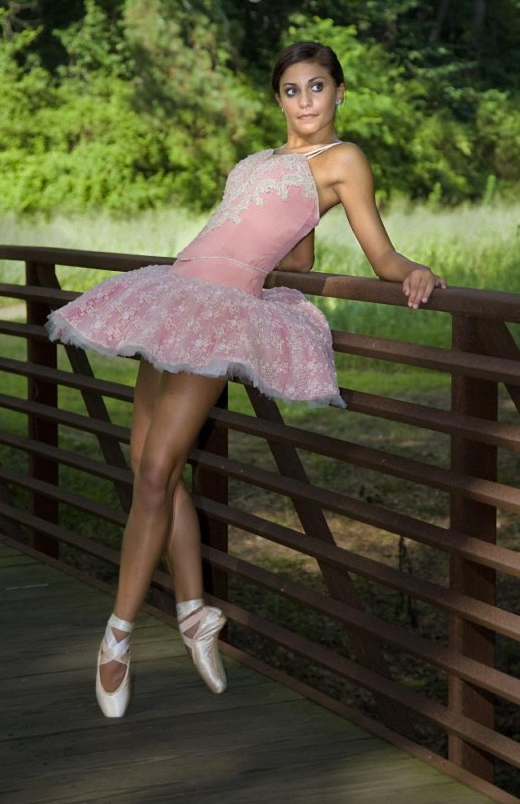 Фото молоденьких балерин @ bigobe.com