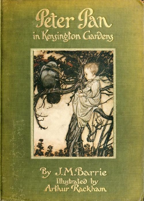 Arthur Rackham (1867-1939) (954 работ) (1 часть)