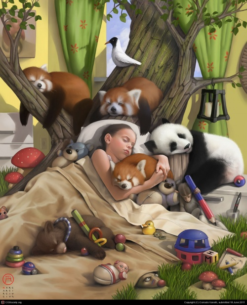 Artworks by Digital Artists # 3 (50 работ)
