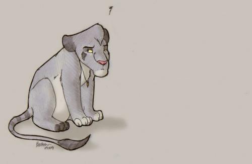 Рисунки животных от австралийской художницы Caitlin (ник BooYeh) (348 работ)