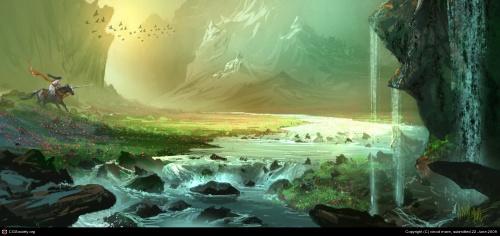 Artworks by Digital Artists # 4 (58 работ)