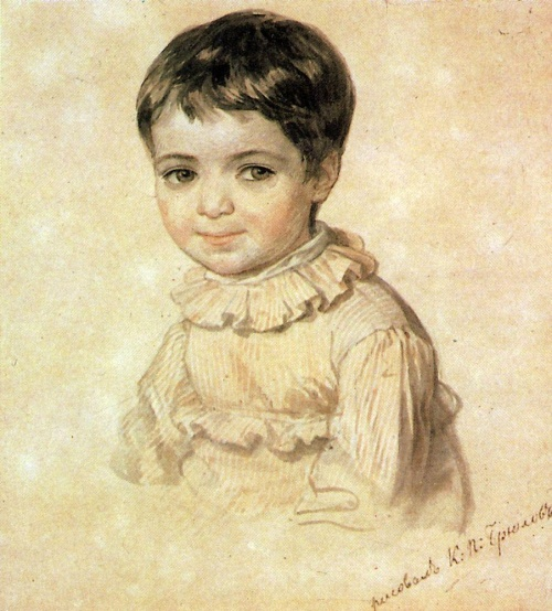 Брюллов Карл Павлович (1799-1852) - сборник работ (171 работ)
