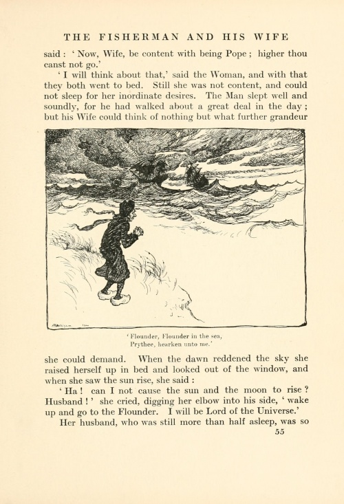 Arthur Rackham (1867-1939) (954 работ) (2 часть)