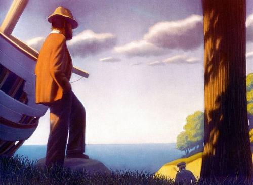 Иллюстратор Chris Van Allsburg (88 работ)