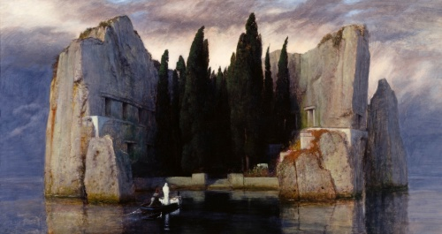 Картины из архива Берлинской Старой Национальной Галереи (90 работ)