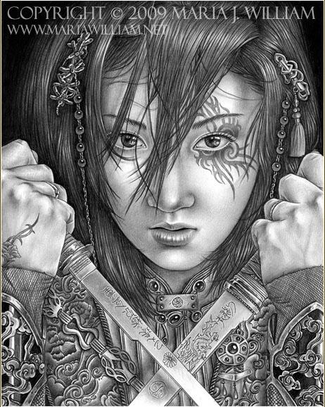 Art Maria William (52 работ)