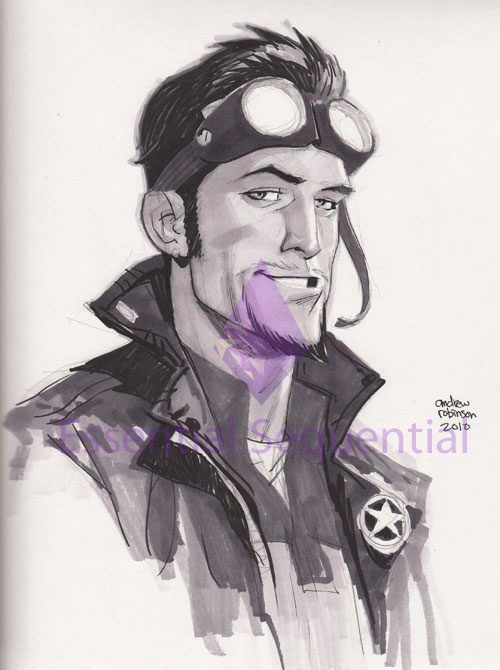 Иллюстратор Andrew Robinson (53 работ)