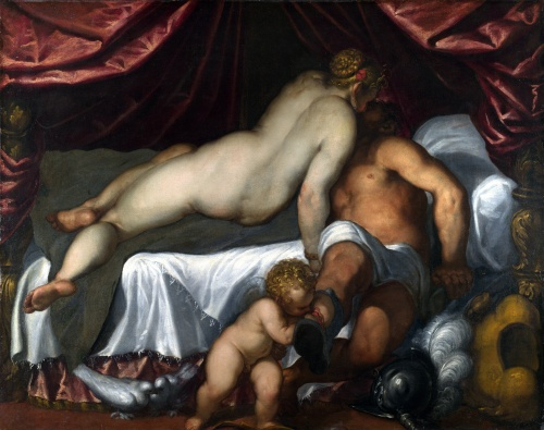 Европейские художники 12-19 веков (66 работ) (12 часть)