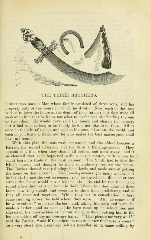 Edward Henry Wehnert (1813–1868). Household stories (1862) (232 работ)