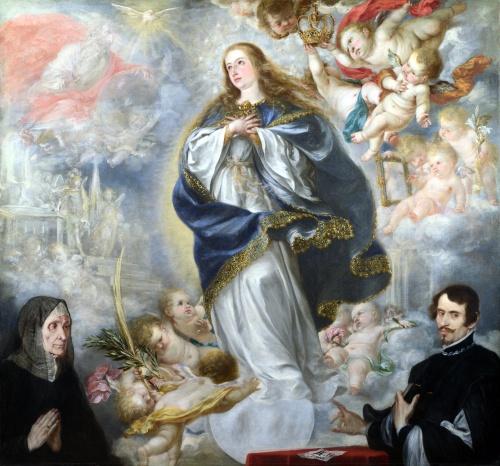 Европейские художники 12-19 веков (65 работ) (21 часть)