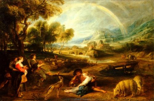 Европейские художники 12-19 веков (72 работ) (17 часть)