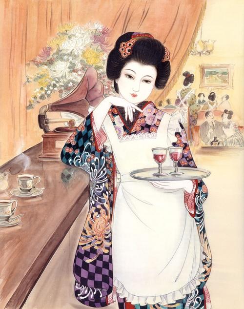 Художник Dian hi Cheung (Dian hi Xiang) (103 работ)