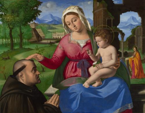 Европейские художники 12-19 веков (27 работ) (15 часть)