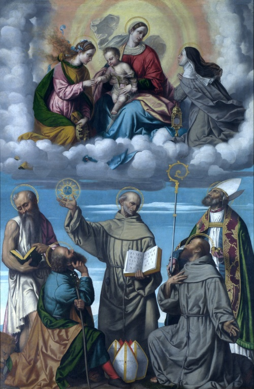 Европейские художники 12-19 веков (58 работ) (11 часть)