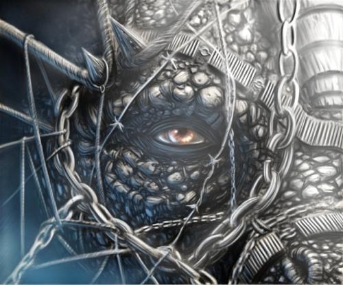 Digital Art : Daniel Conway (Дениел Конвей) (123 работ)