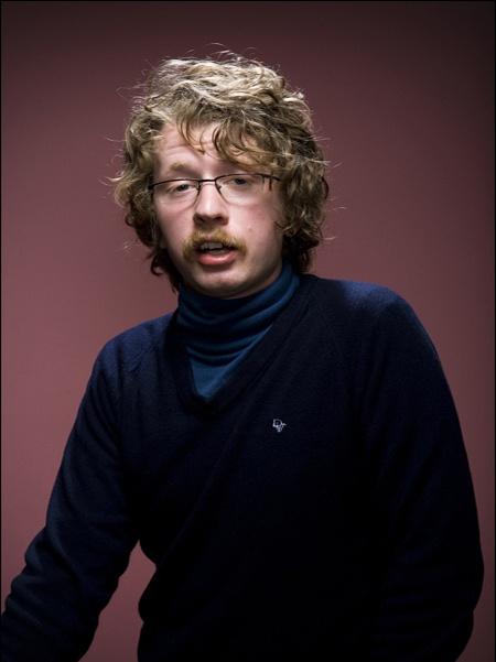 Бородачи и усачи фотографа Дэйва Мида (39 фото)