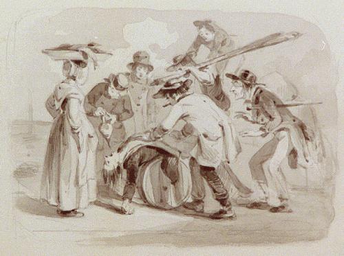 Felix Octavius Carr Darley (June 23, 1822 – March 27, 1888) (39 работ)