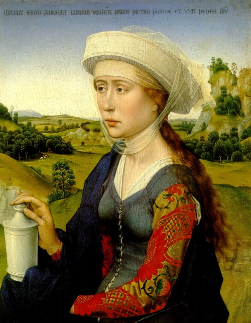 Европейские художники 12-19 веков (55 работ) (22 часть)