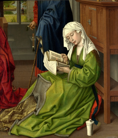 Европейские художники 12-19 веков (45 работ) (23 часть)