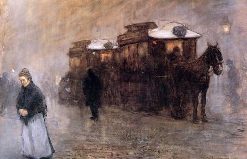 Датский художник Floris Arntzenius (51 работ)