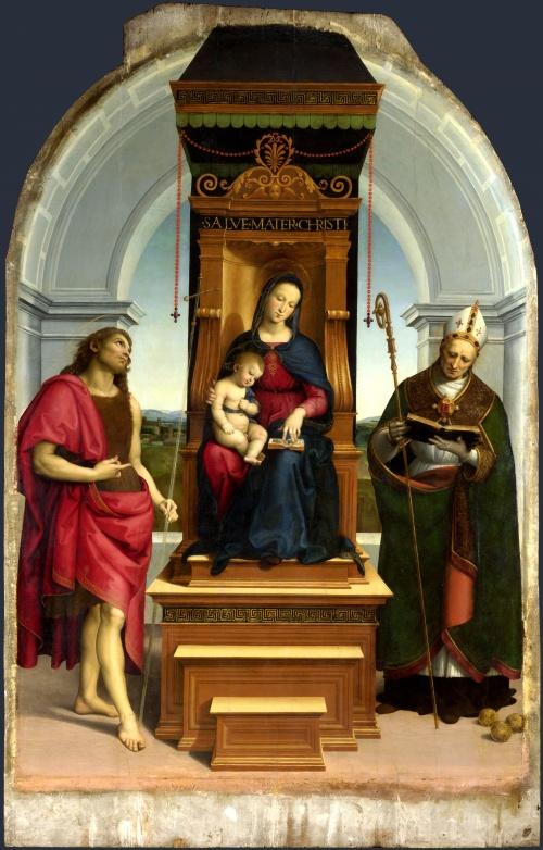 Европейские художники 12-19 веков (88 работ) (16 часть)