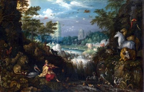 Европейские художники 12-19 веков (66 работ) (18 часть)