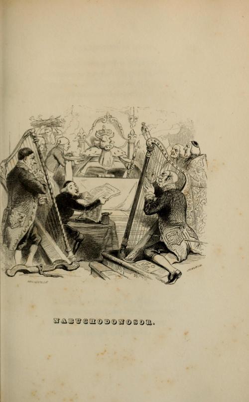 J. J. Grandville (1803-1847) (106 работ) (4 часть)