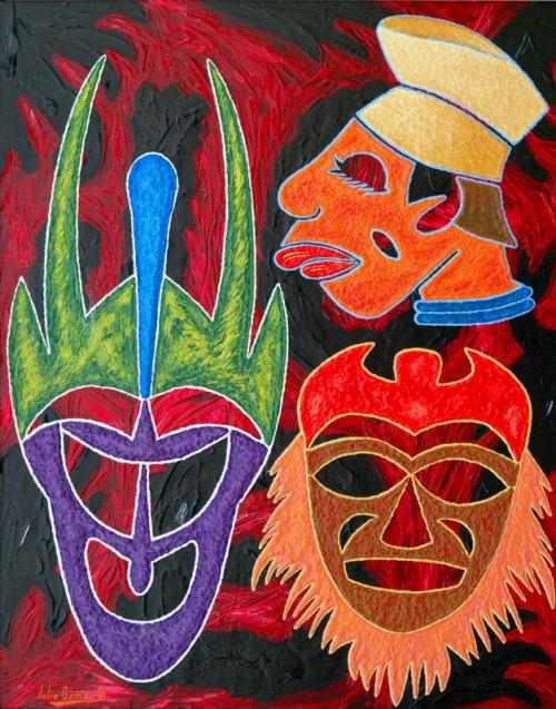 Испанский художник Gomez Biedma (Julio Gomez Biedma) (58 работ)