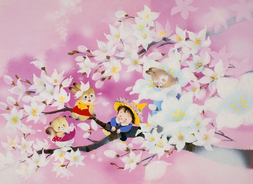 Иллюстратор Hiroko Ikawa (83 работ)