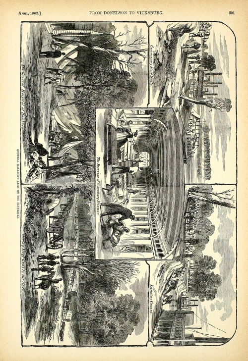 Harper's pictorial history of the Civil War (1894) (192 работ)