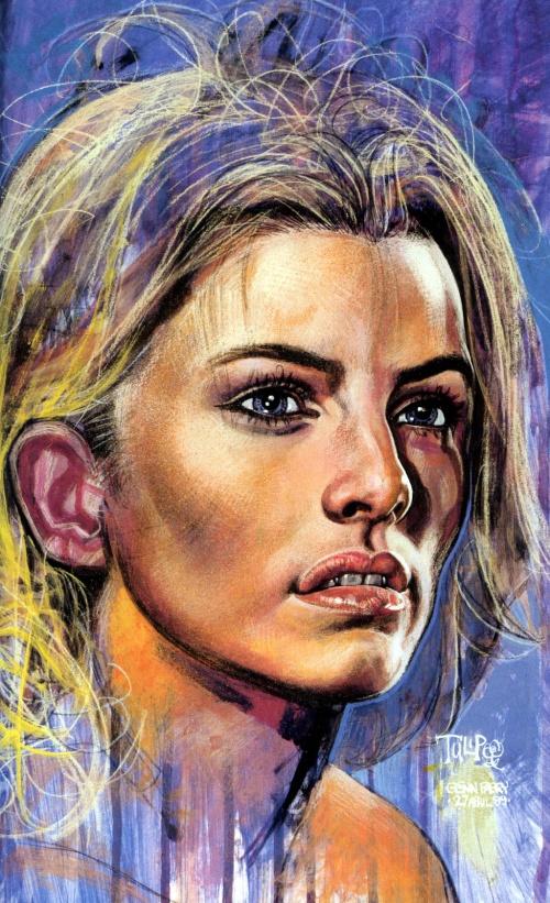 Иллюстрации Гленна Фэбри | Artwork Glenn Fabry (281 работ)