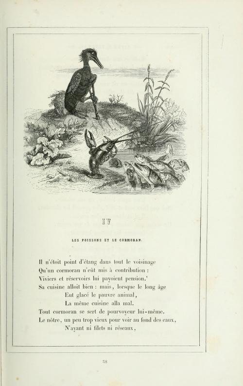 J. J. Grandville (1803-1847) (262 работ) (3 часть)