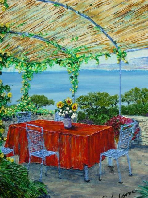 Коллекция работ художника Guy Le Corre (58 работ)