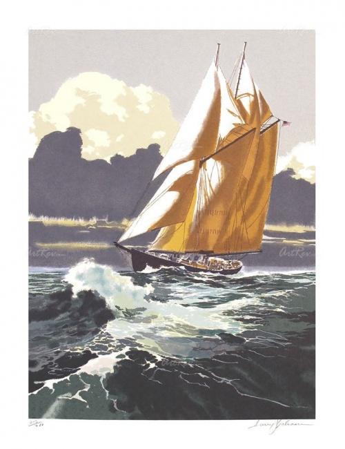 Забытые иллюстраторы - Harry Schaare (152 работ)