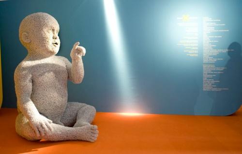 Проволочные скульптуры Маттиа Тротта (фото)