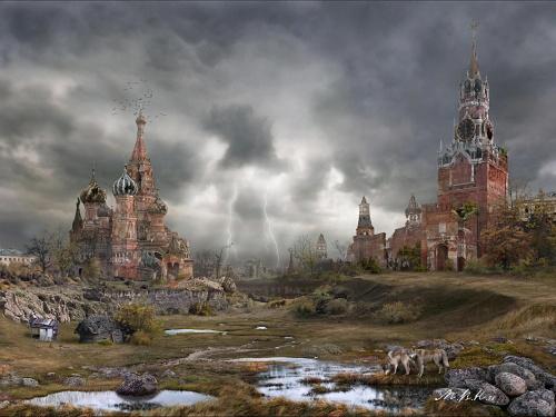 Mind Blowing Fantasy Artworks (319 работ) (4 часть)