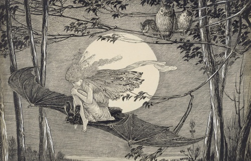 Американский художник Louis John Rhead (29 работ)