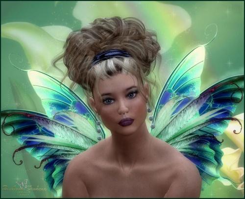 """таблица цветов.  Автор схемы  """"Девушка-бабочка """". схема.  Sineglazka.  Размеры: 190 x 154 крестов."""