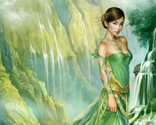 Mind Blowing Fantasy Artworks (363 работ) (3 часть)