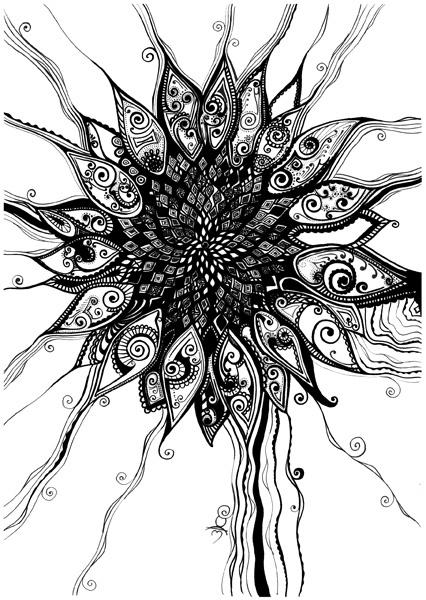 Евгения Литвинович. Графика (34 работ)