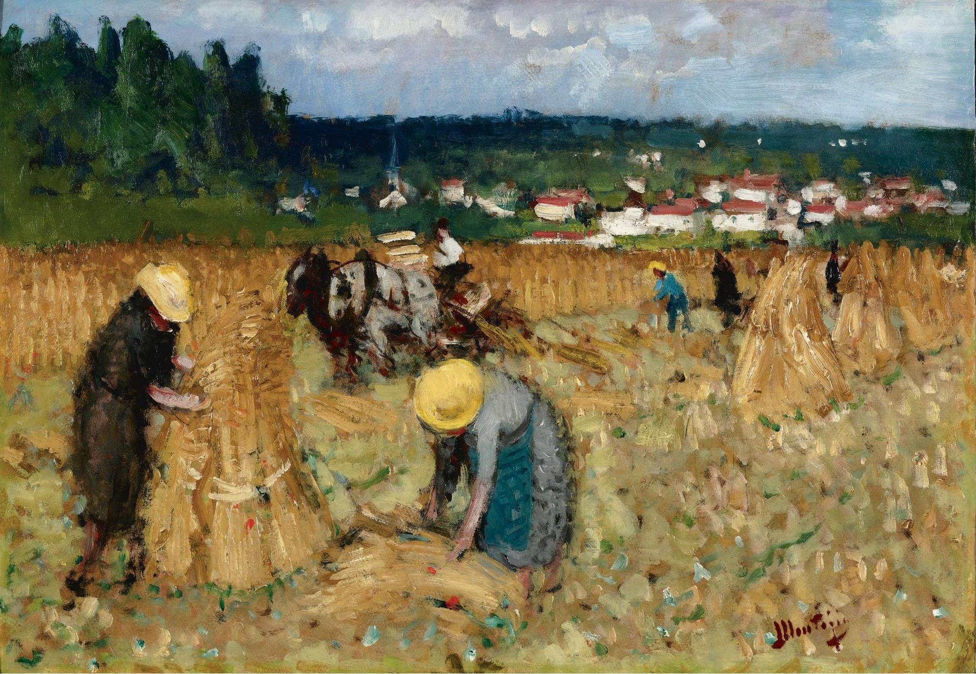 """Картинки по запросу """"harvest painting"""""""