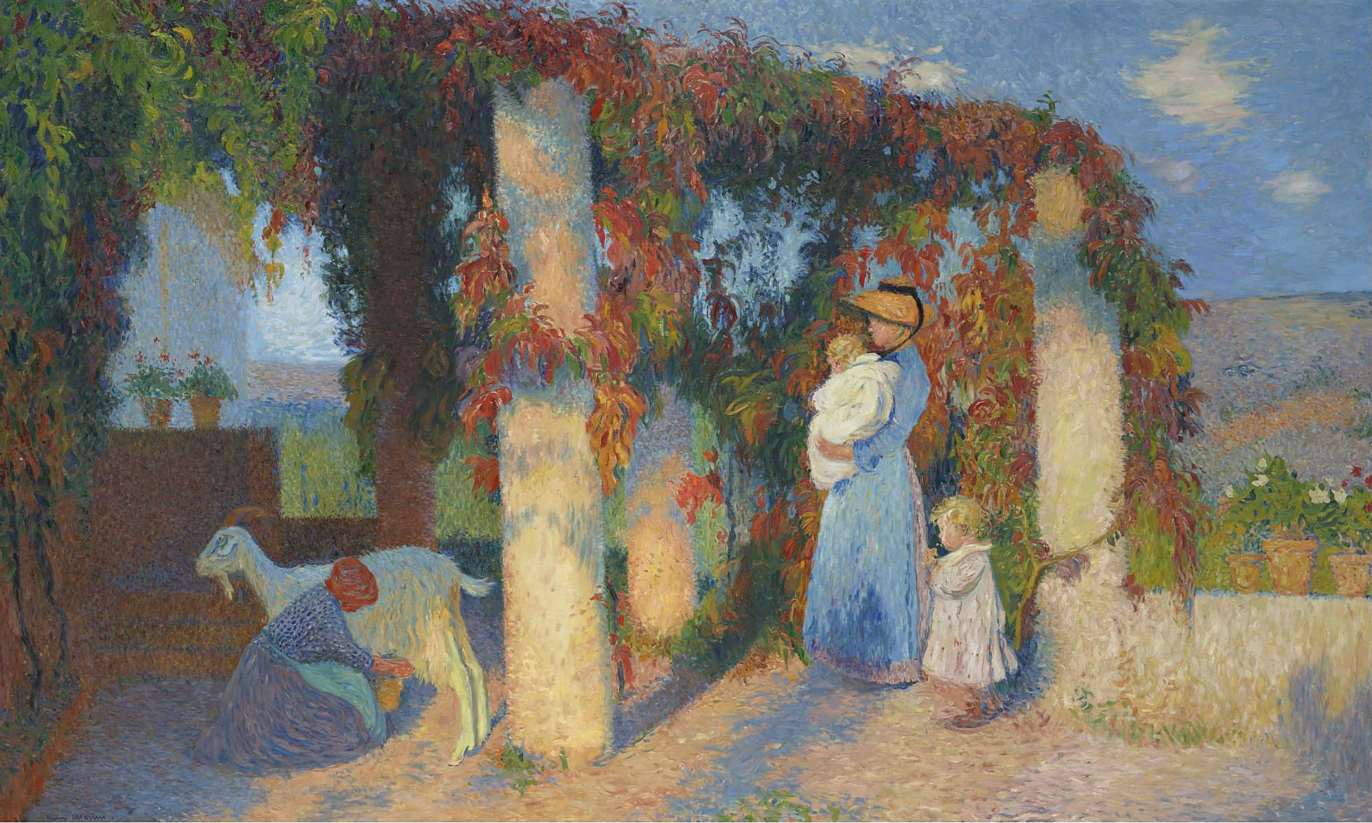 french impressionism and post impressionism in