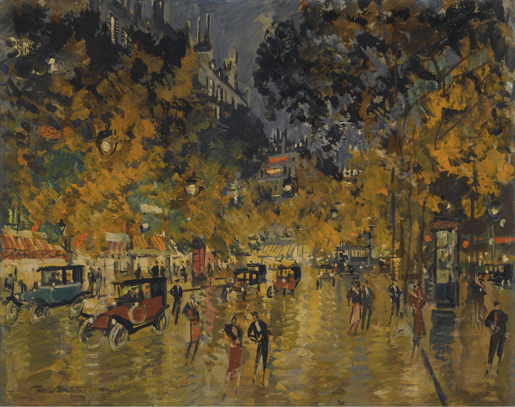 my experience with impressionism in the city of love Paris city of love paris: city of love you will experience fear and the first half is realism and the second is impressionism.