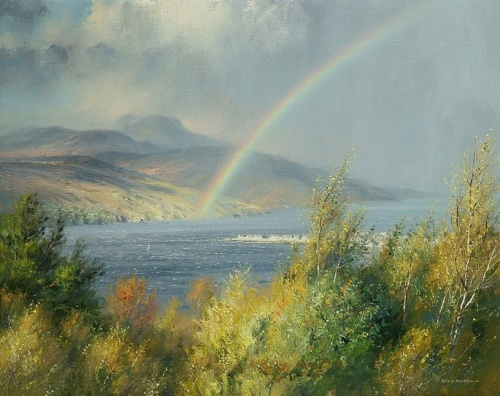 Rex Preston - Пейзажи (27 работ)